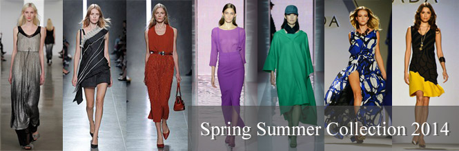 spring summer collection 2014