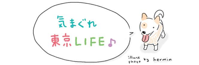 イラスト&写真で優しく奏でるホミンのステキな毎日〜気まぐれ東京LIFE