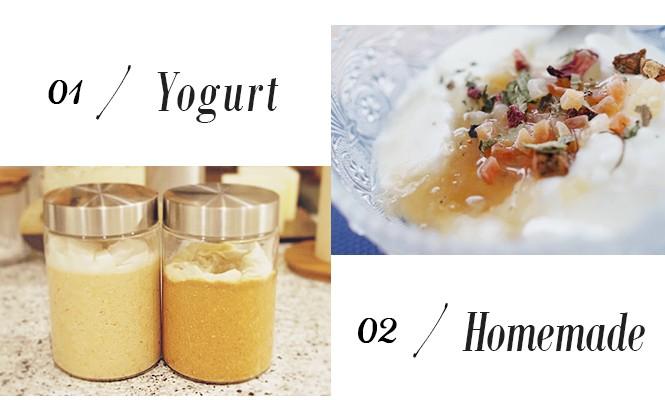 ヨーグルトと味噌