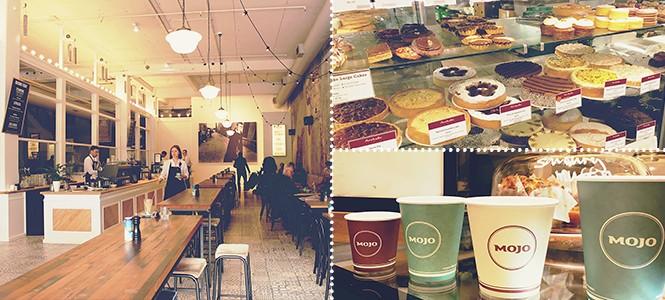 本場の自家焙煎コーヒーと絶品スイーツの宝庫 —モジョ St.ジェームス Mojo St. James