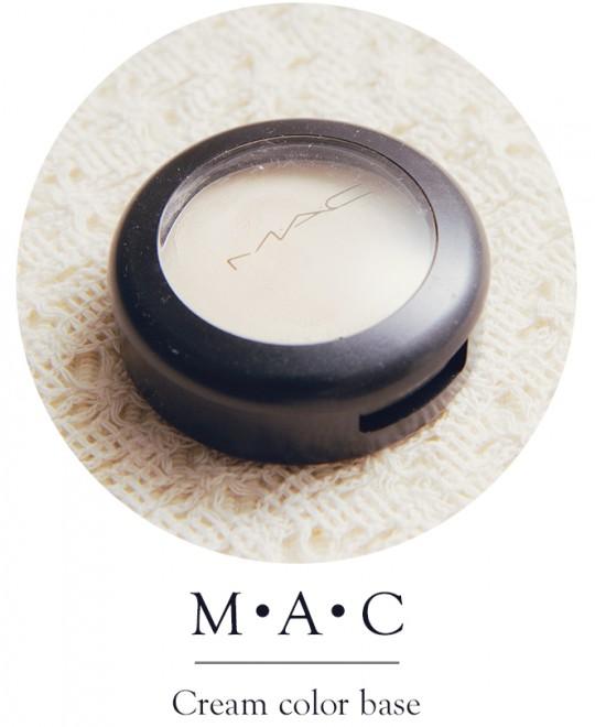 M・A・C クリームカラーベース