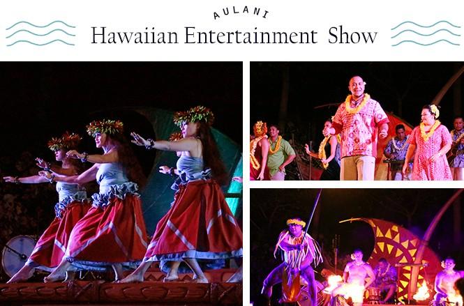 迫力満点! ハワイを感じる新エンタテインメントショー
