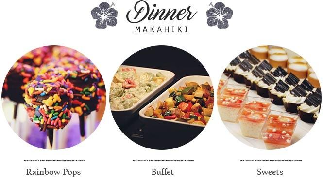 Dinner マカヒキ