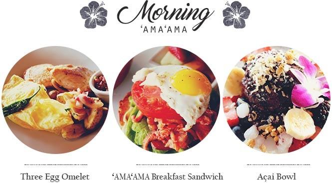 Morning ama-ama