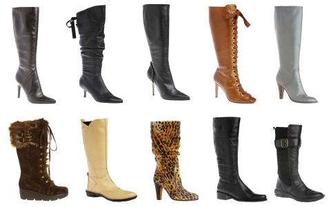 脚の悩みをブーツで解消! 履くだけで美脚に見せるブーツの選び方