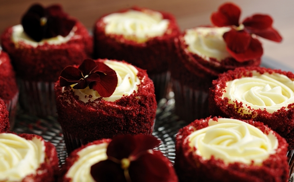 レッドベルベットケーキ