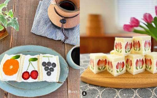 サムネイル 旬の果物でフルーツサンドを作ろう! キレイな「萌え断」を作るコツとは?