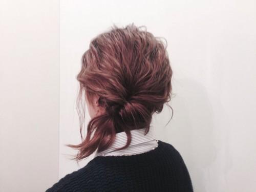 サムネイル くるりんぱヘアアレンジ集 不器用さんでも安心な大人可愛い髪型