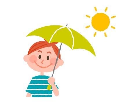 サムネイル 紫外線対策の意識が気温で変わるのを止めたい!