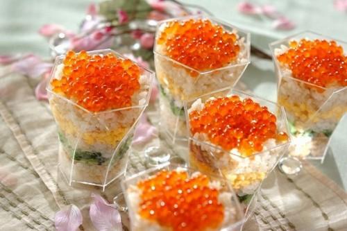 サムネイル おうちでハッピー気分♪ひな祭りやお祝いに、心華やぐ「ちらし寿司」レシピ