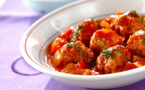 栄養もバッチリ! 美味しくてリッチ感もある「肉団子のトマト煮」