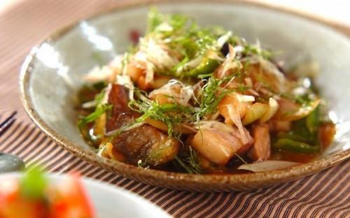 炒め物もさっぱりとした味わいに、ご飯がすすむ「豚肉とナスのみそ炒め」