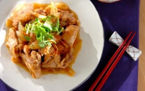 手早く作れて便利、しっかり味がしみ込んだ「漬け鶏の照り煮」