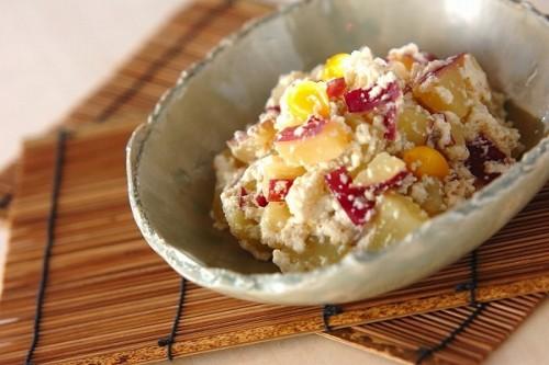 サムネイル 副菜に困ったらコレ! 栄養満点で手軽にできる「白和え」完全マスターレシピ7選