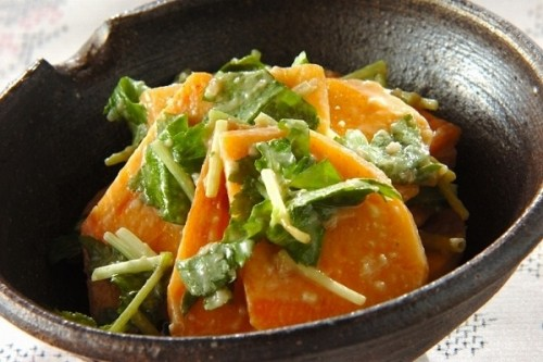 サムネイル おかずにもなる素敵な果物。栄養豊富で有能な「柿」で作る感動のおかずレシピ