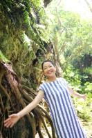 『羽田美智子が見つけた 沖縄 すてき、ひとめぐり。』(光文社)より