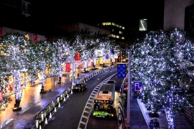 『Roppongi Hills Artelligent Christmas 2016』(六本木ヒルズ/東京・港区/12月25日まで)