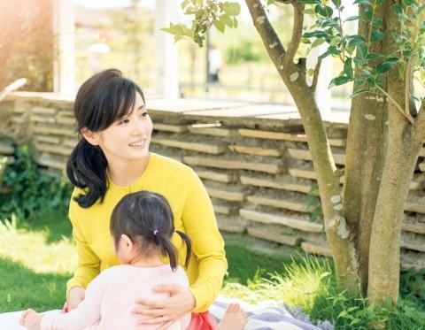 サムネイル 高島彩、初めての子育てエッセーより一部紹介