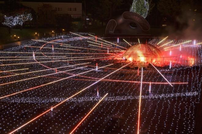 【東京ミッドタウン『MIDTOWN CHRISTMAS 2017』】期間:2017年11月15日(水)〜12月25日(月)/東京・六本木