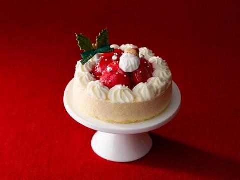 サムネイル 今すぐ予約したい!とっておきのクリスマスケーキ2017