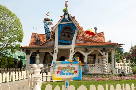 サムネイル Goofy's PEINT 'N' PLAY HOUSE