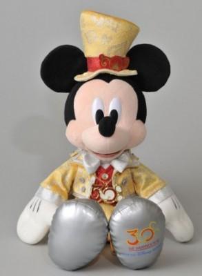 ミッキーマウス ぬいぐるみ/¥4200