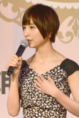 『女子力UP!女の子のための■(ハート)冬の学園祭』に出演した篠田麻里子
