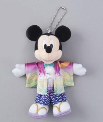 ぬいぐるみバッジ/¥1600【東京ディズニーランド、東京ディズニーシー】