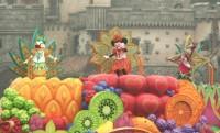 【東京ディズニーシー】ミニーのトロピカルスプラッシュ