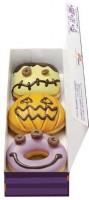 ハロウィン 3モンスターズ(3個入)/クリスピー・クリーム・ドーナツ 税込価格:740円