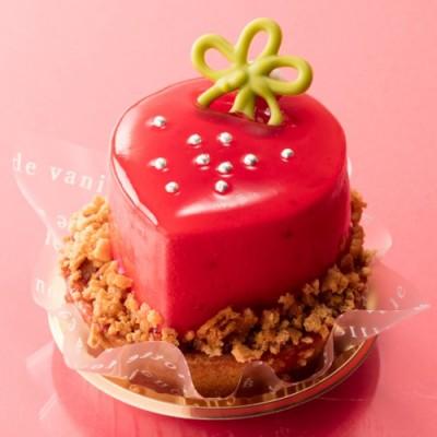 【シャトレーゼ】真っ赤ないちごのケーキ 税込価格:390円