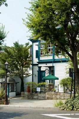 神戸北野異人館店 外観