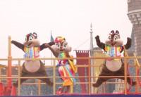 華麗な演舞を繰り広げる「彩涼華舞」