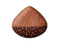 焼き栗ドーナツ チョコ/ミスタードナツ(税込価格:162円)