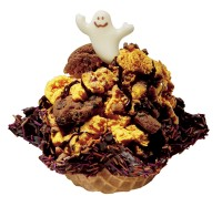チョコチップ パンプキン デビル/コールド・ストーン・クリーマリー(10月31日まで発売)