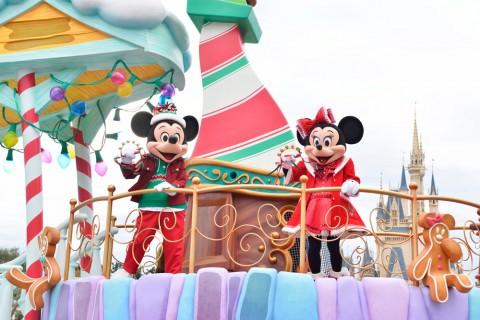 サムネイル Disney Xmas 2016 −東京ディズニーランド−