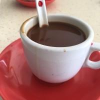 とろとろの甘いコーヒー