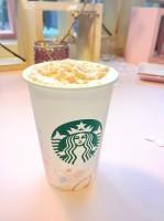 さくら ブロッサム クリーム ラテ/スターバックス コーヒー(S430円、T470円、G510円、V550円)