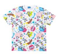Tシャツ(S、M、L、LL)各2600円、3L2900円【販売店舗:グランドエンポーリアム】