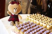 「ローラズカップケーキ」の秋の新作も初お披露目