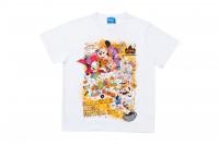 Tシャツ100cm〜3L(1900円〜2900円)/販売店舗:グランドエンポーリアム