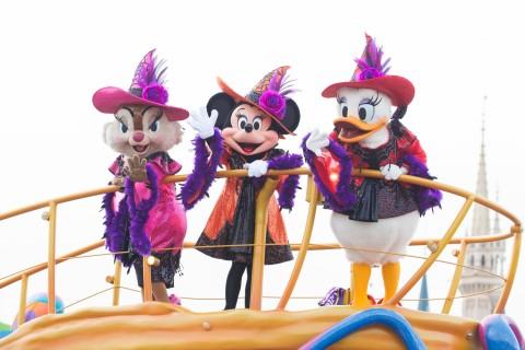 サムネイル Disney Halloween 2017ー東京ディズニーランドー