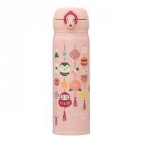 ハンディーステンレスボトルハンギングモチーフ500ml(¥4,400)