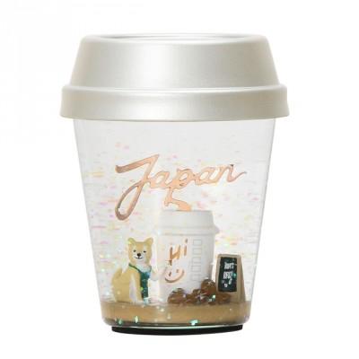 【グッズ第2弾】ホリデー2018スノードームToGo CUP(\3,900)