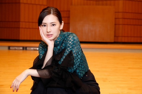 サムネイル 北川景子 Special Interview