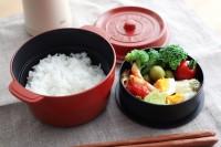 『COCOPOT ココポット ラウンド お弁当箱』¥2,160(税込)