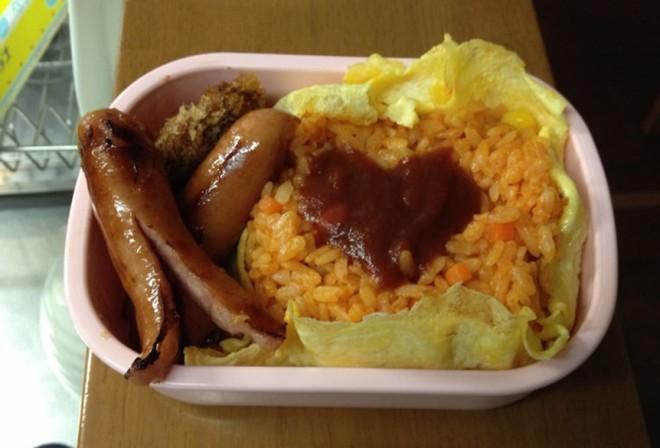 尾関さんが一番最初に娘に作ったお弁当