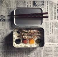 「1週間アメリカ〜ンな食事をとり続けた胃袋には、こんな粗食が嬉しい…はず」制作&写真/bento_shimadaya