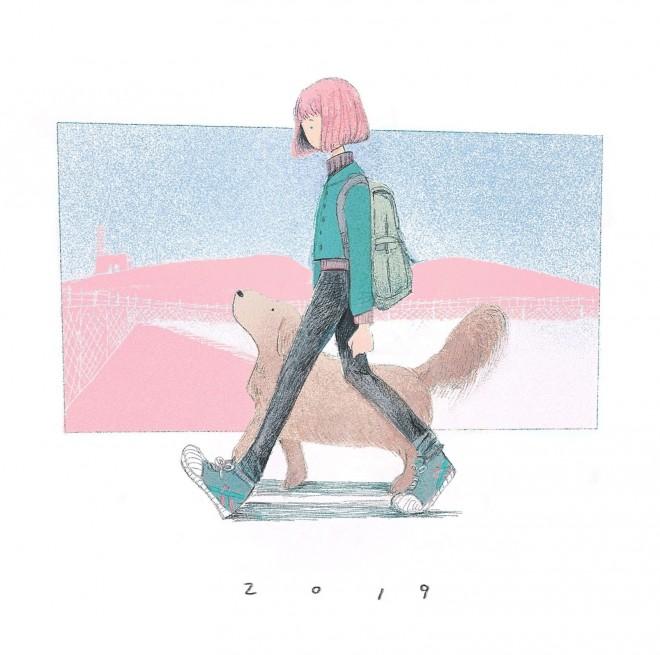 minamiさんが描いたイラスト