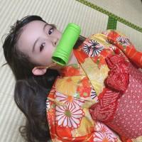 「橋本環奈にも似てる」と話題になった禰豆子コスプレ
